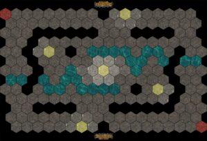 SagaBorn Battles Map
