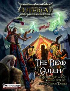 The Dead Gulch Cover