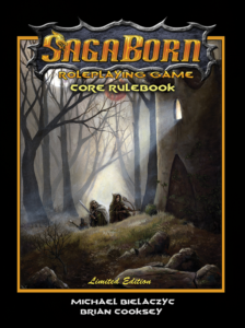 Sagaborn Limited edition