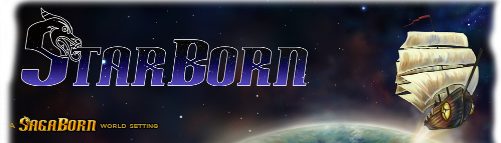 StarBorn: Roleplaying Among the Stars
