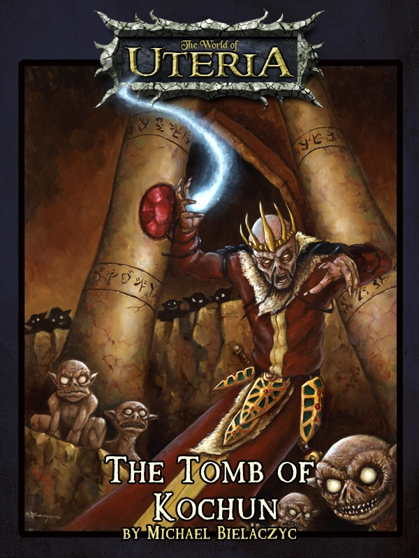 The Tomb of Kochun Cover